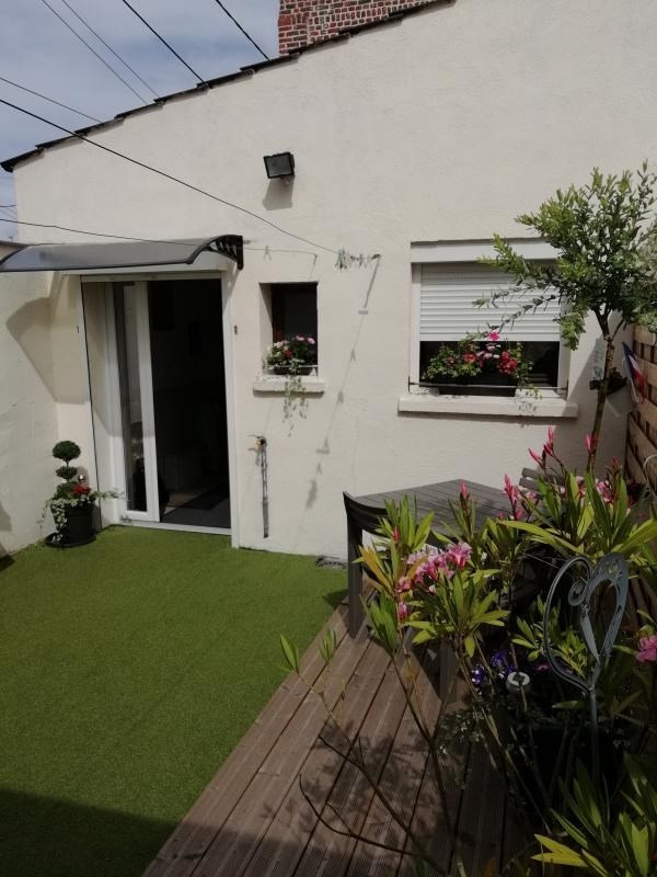 Investment property house / villa Courrieres 136000€ - Picture 3