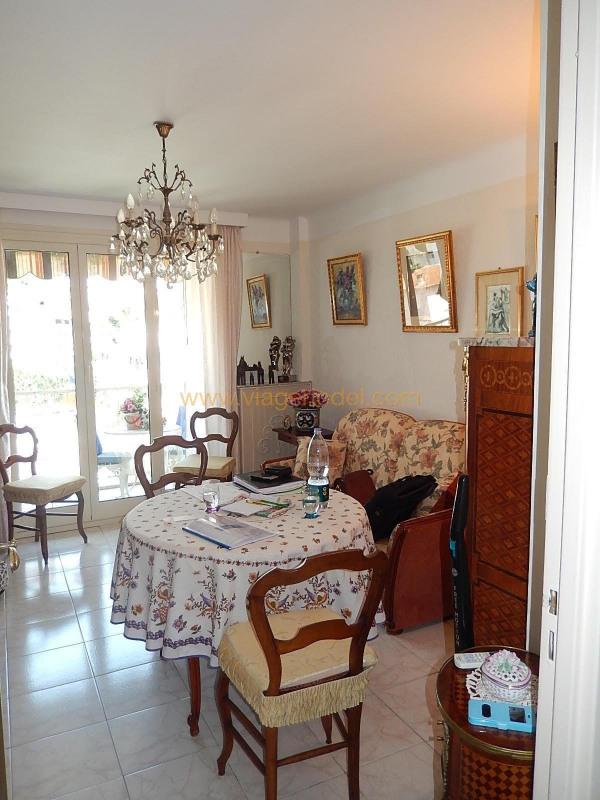 Verkauf auf rentenbasis wohnung Menton 70500€ - Fotografie 6