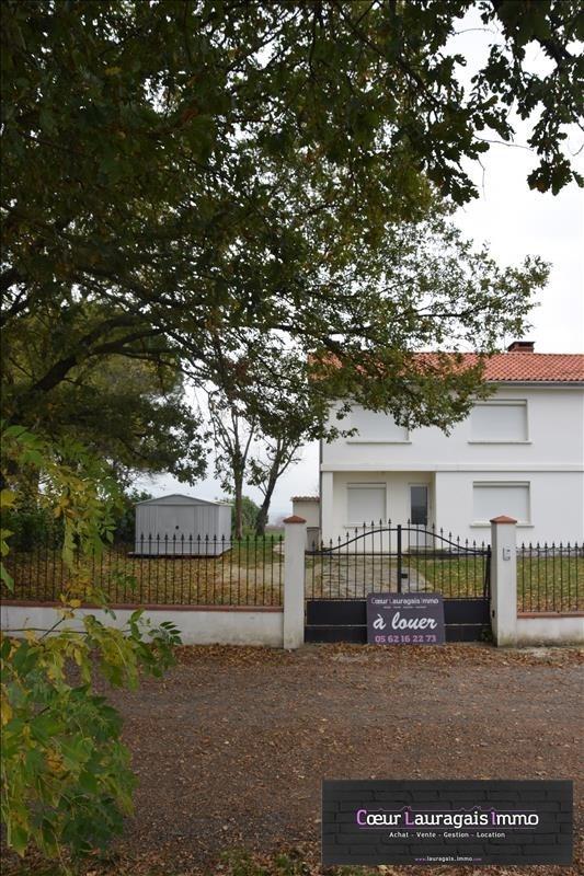 Rental house / villa Flourens 950€ CC - Picture 1