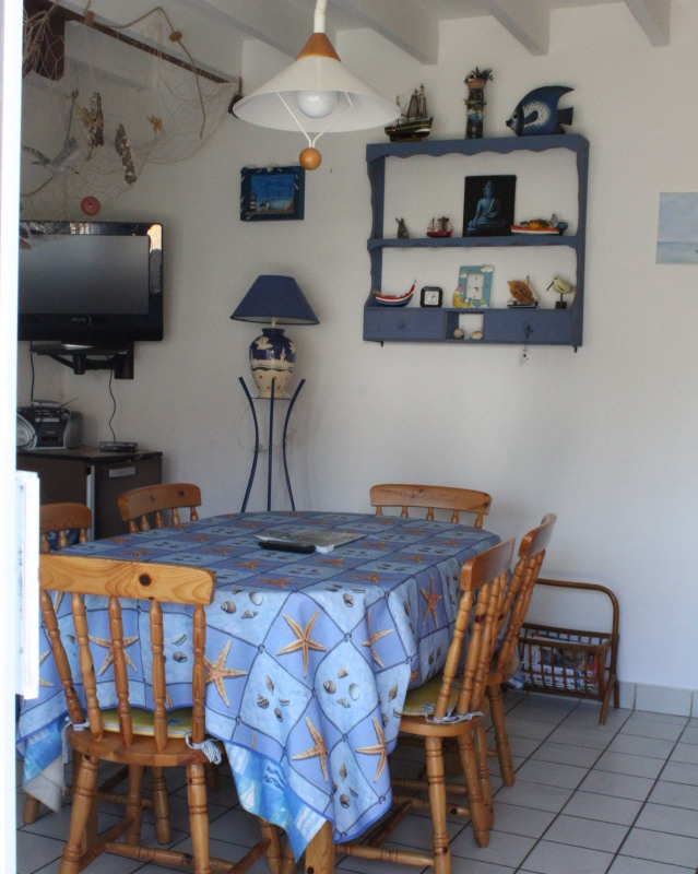Vacation rental house / villa Fort mahon plage  - Picture 5