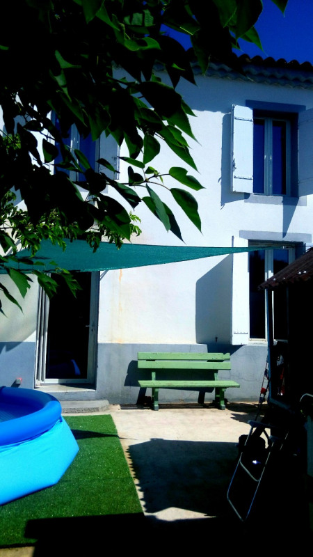Sale house / villa Bedarrides 147000€ - Picture 1