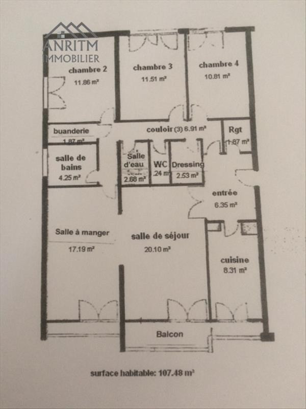 Location appartement Plaisir 1240€ CC - Photo 5