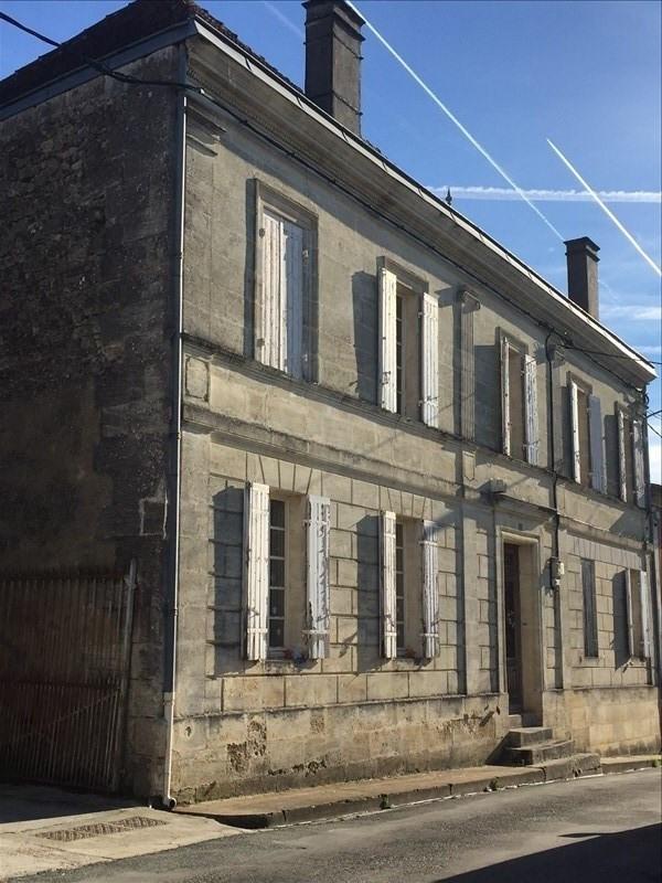 Sale house / villa Aubie et espessas 230000€ - Picture 1