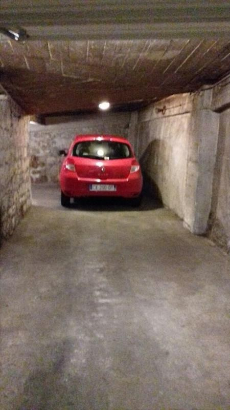 Vente parking Paris 16ème 76000€ - Photo 1