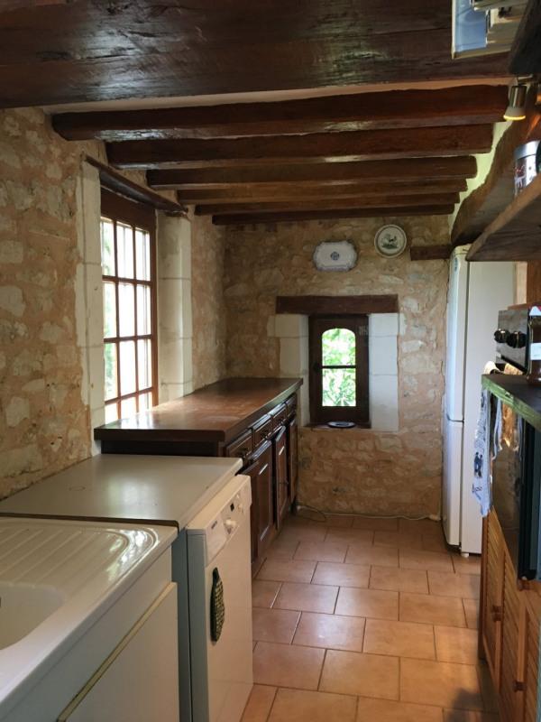 Vente maison / villa Saint-quentin-sur-indrois 199500€ - Photo 10