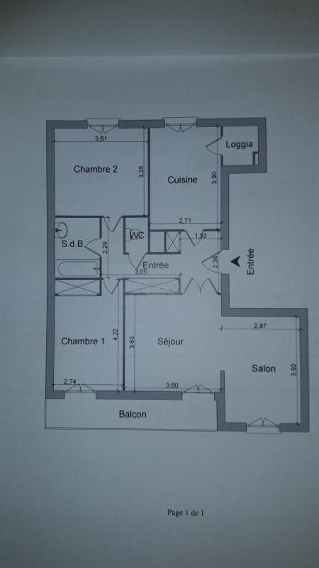 Vente appartement Limas 115000€ - Photo 5