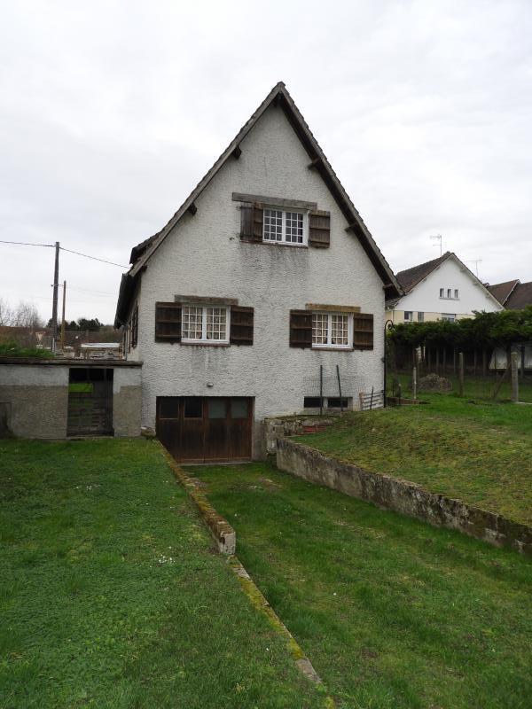 Revenda casa Le mesnil simon 184000€ - Fotografia 10