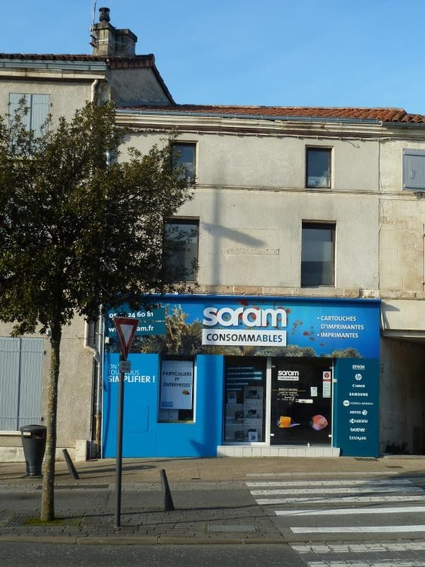 Sale building Niort 136 500€ - Picture 1