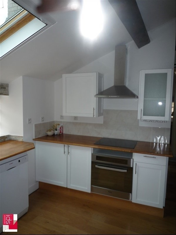 Alquiler  apartamento Allevard 455€ CC - Fotografía 3