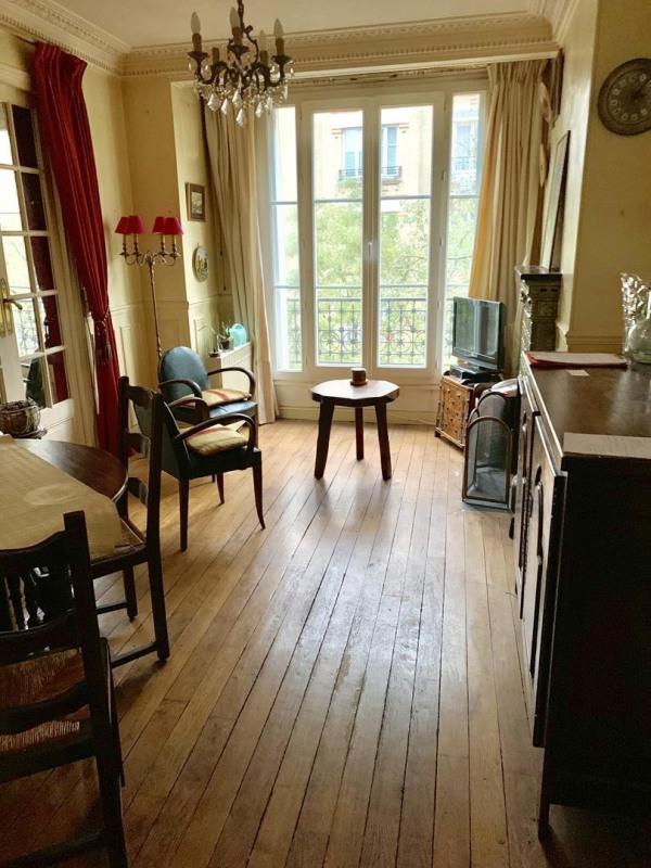 Vente appartement Paris 13ème 525000€ - Photo 1