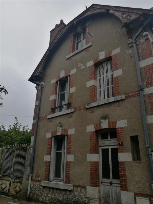 Sale house / villa Blois 110 000€ - Picture 1