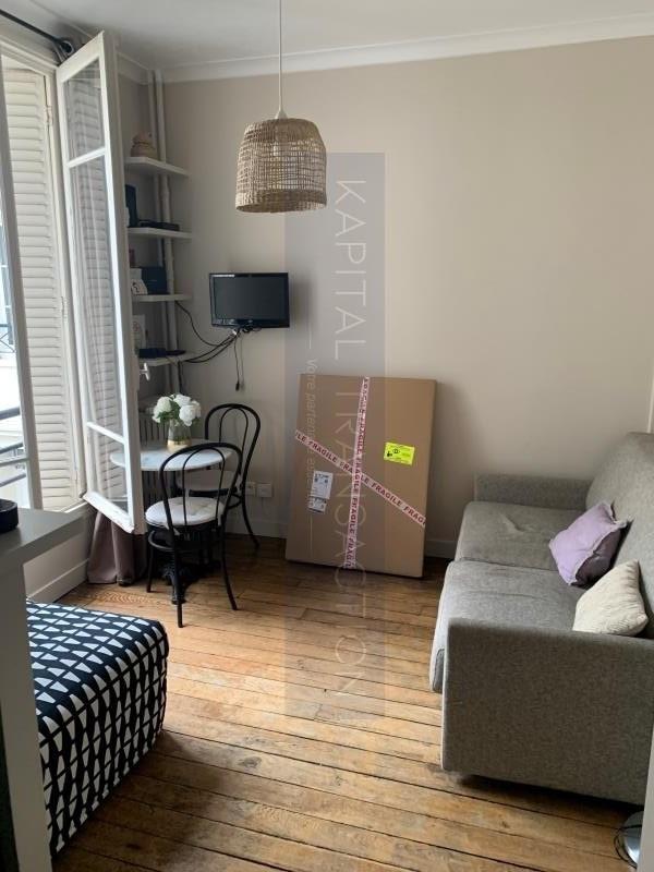 Vente appartement Paris 15ème 215000€ - Photo 2