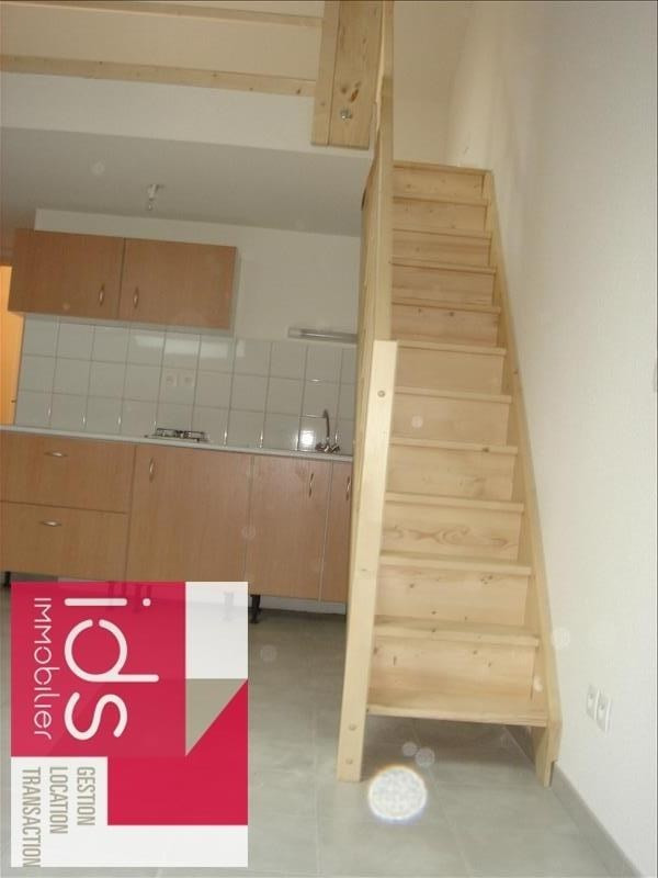 Locação apartamento Allevard 387€ CC - Fotografia 3