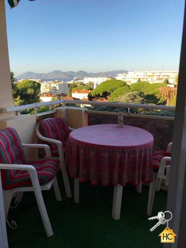 Vente appartement Cannes 286200€ - Photo 2
