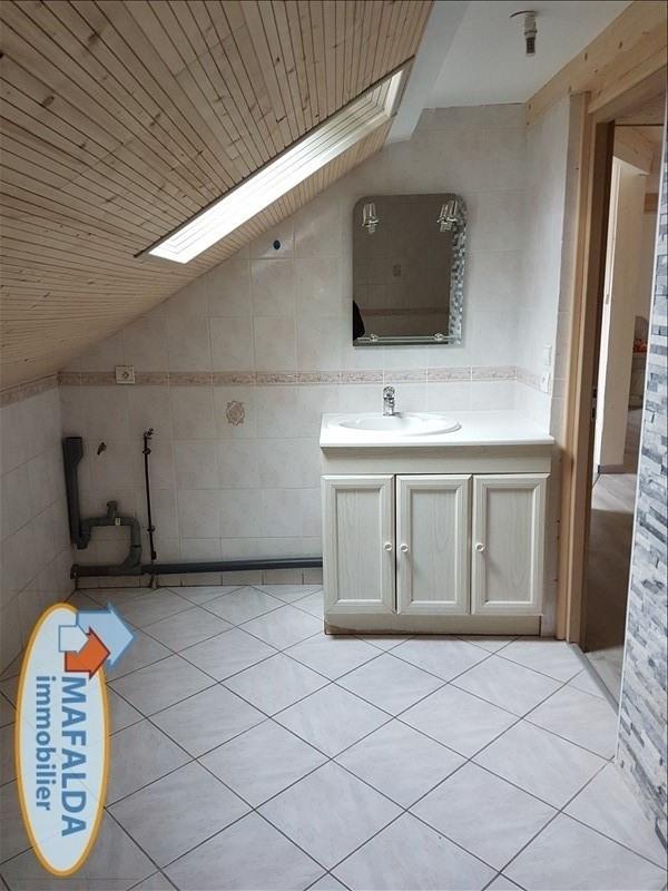 Rental apartment Mont saxonnex 850€ CC - Picture 6