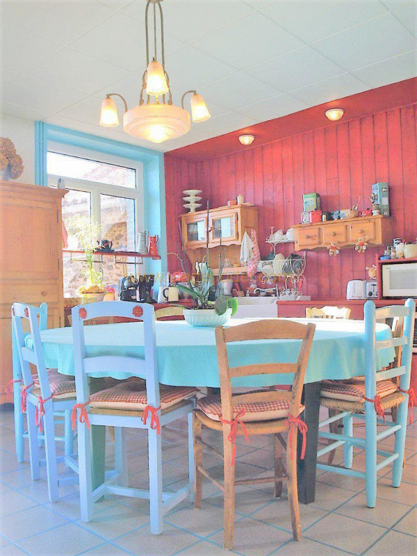 Vitalicio  casa Saint-genest-malifaux 100020€ - Fotografía 4