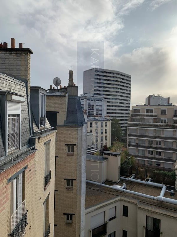 Sale apartment Paris 15ème 123 000€ - Picture 2