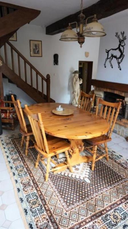Sale house / villa Breval 272000€ - Picture 5