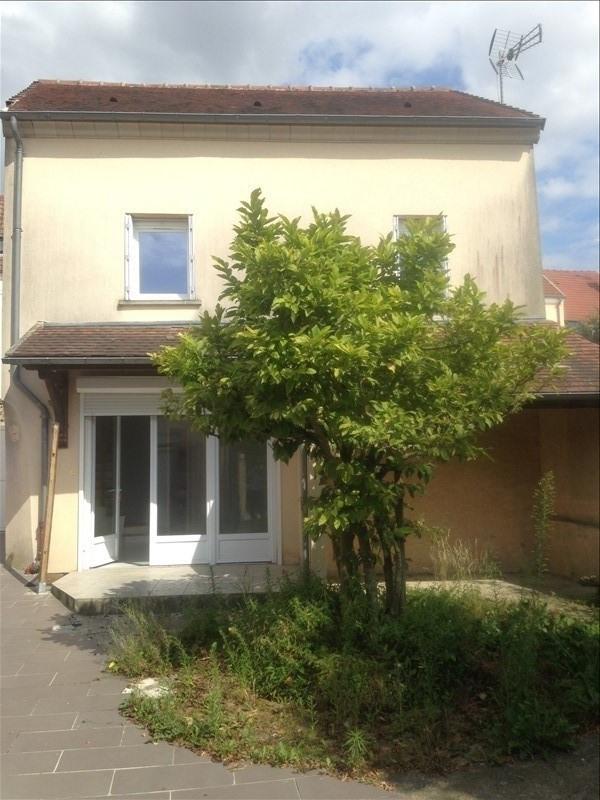 Vente maison / villa Nanteuil les meaux 156000€ - Photo 1