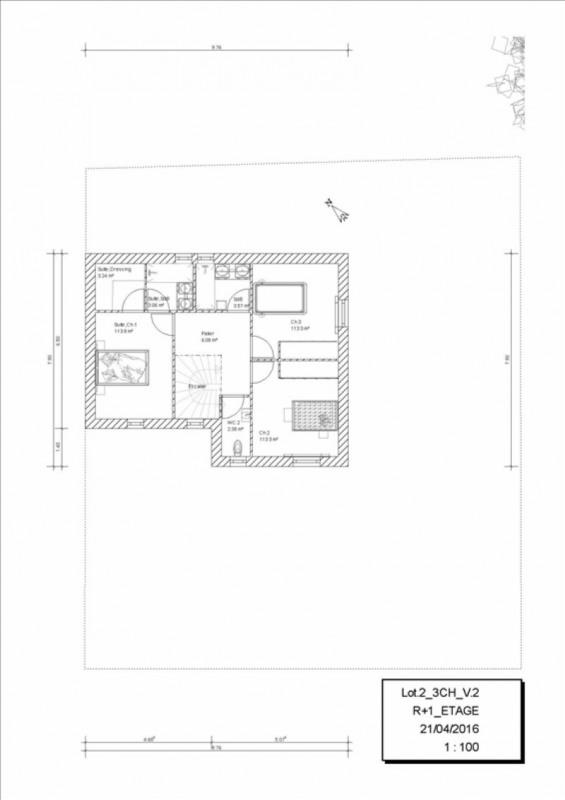 Sale house / villa Orgeval 407860€ - Picture 3