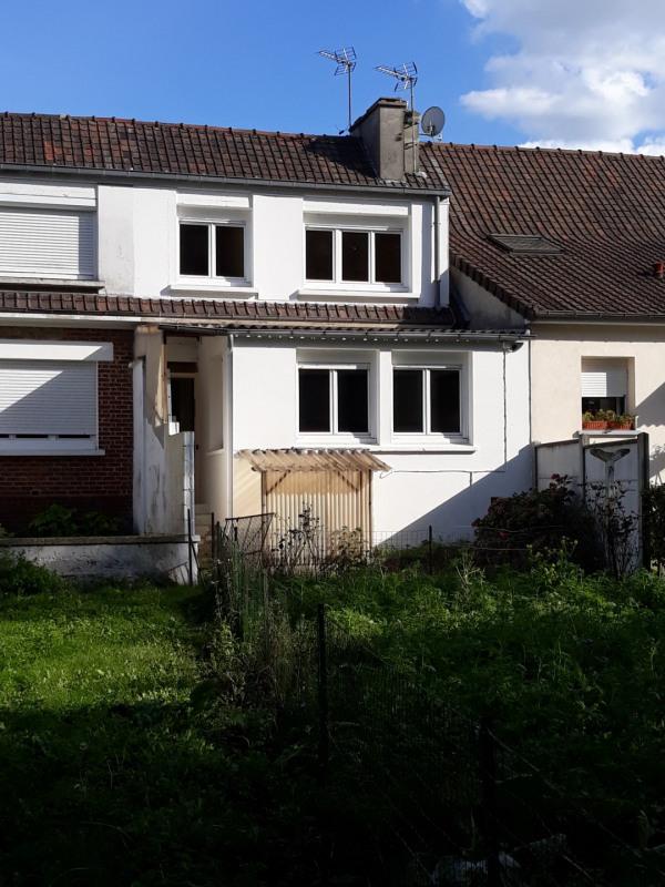 Vente maison / villa Fauquembergues 97000€ - Photo 1