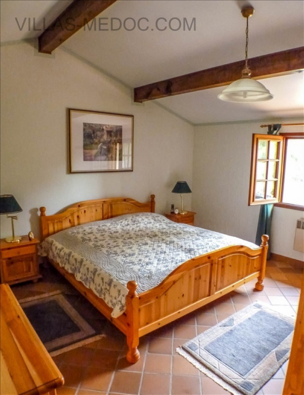 Sale house / villa Grayan et l hopital 380000€ - Picture 8