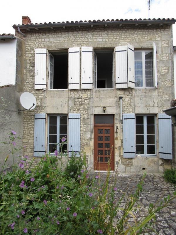 Vente maison / villa Saint-jean-d'angély 89700€ - Photo 1