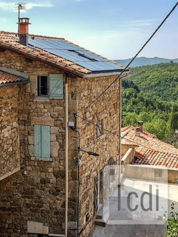 Vente maison / villa Vals-les-bains 182000€ - Photo 1