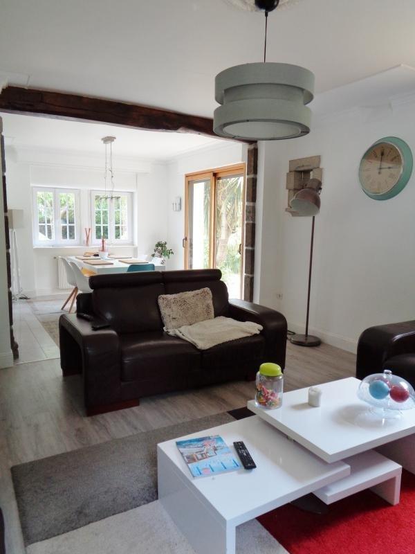 Vente de prestige maison / villa Landerneau 369200€ - Photo 5