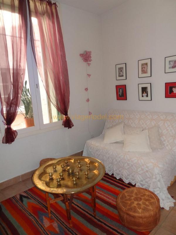 Vendita nell' vitalizio di vita appartamento Pézenas 96500€ - Fotografia 9