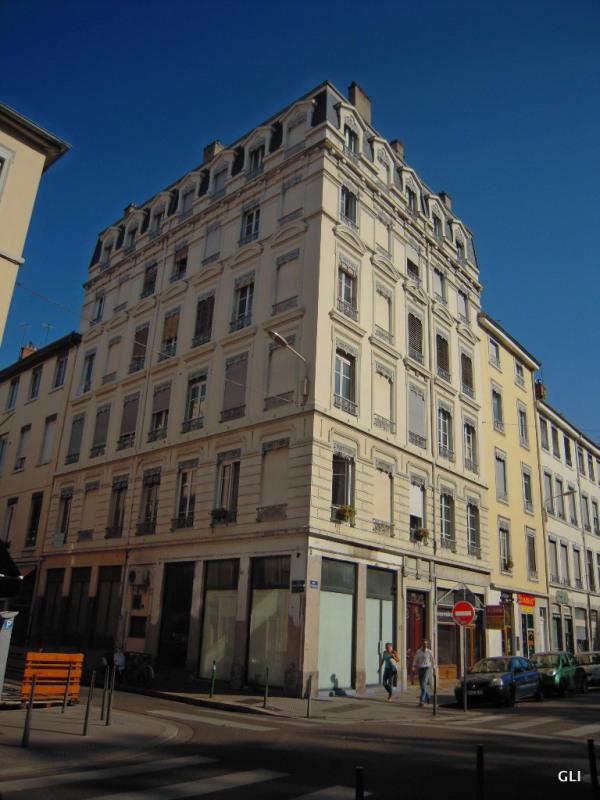 Rental apartment Lyon 7ème 890€ CC - Picture 1