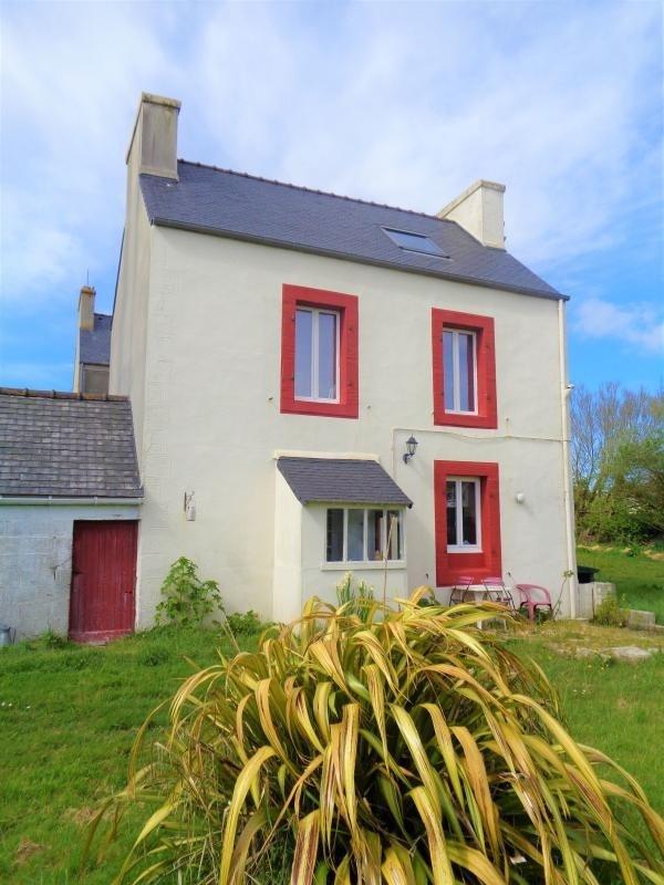 Vente maison / villa Plouneour trez 132500€ - Photo 1