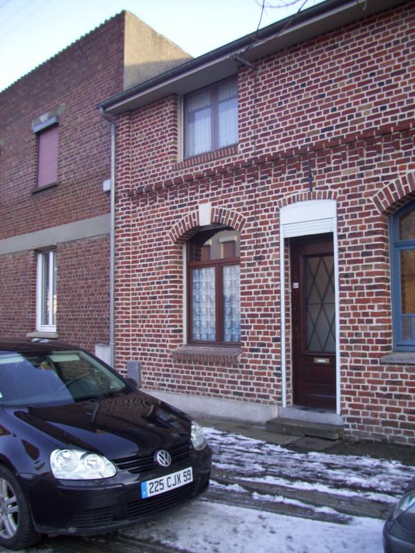 Location maison / villa Aire sur la lys 415€ CC - Photo 1