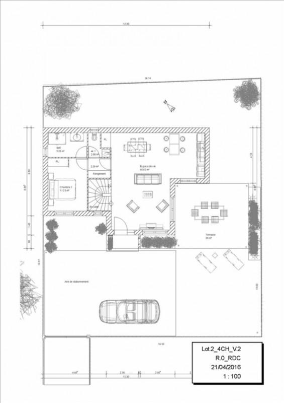 Vente maison / villa Orgeval 438402€ - Photo 2