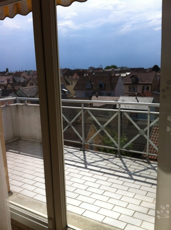 Rental apartment Bischheim 846€ CC - Picture 3