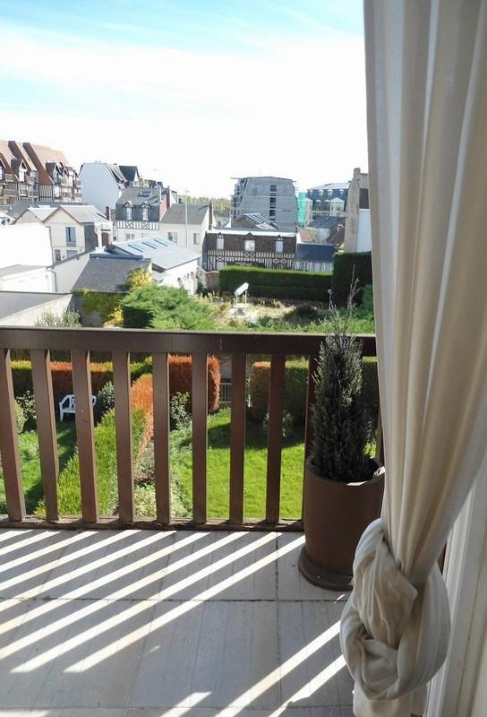 Verkoop  appartement Deauville 275000€ - Foto 8