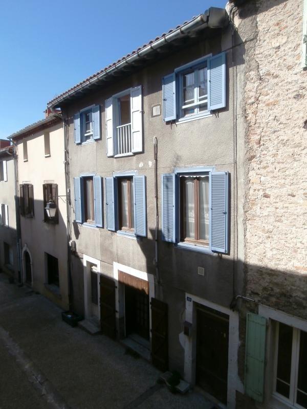 Sale house / villa St amans soult 66000€ - Picture 1