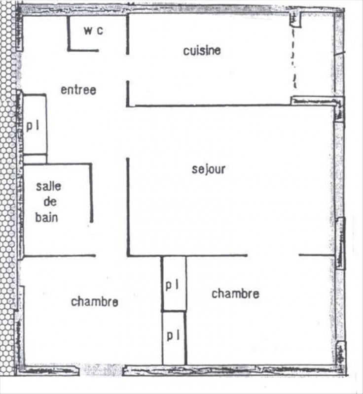 Location appartement Orsay 900€ CC - Photo 10