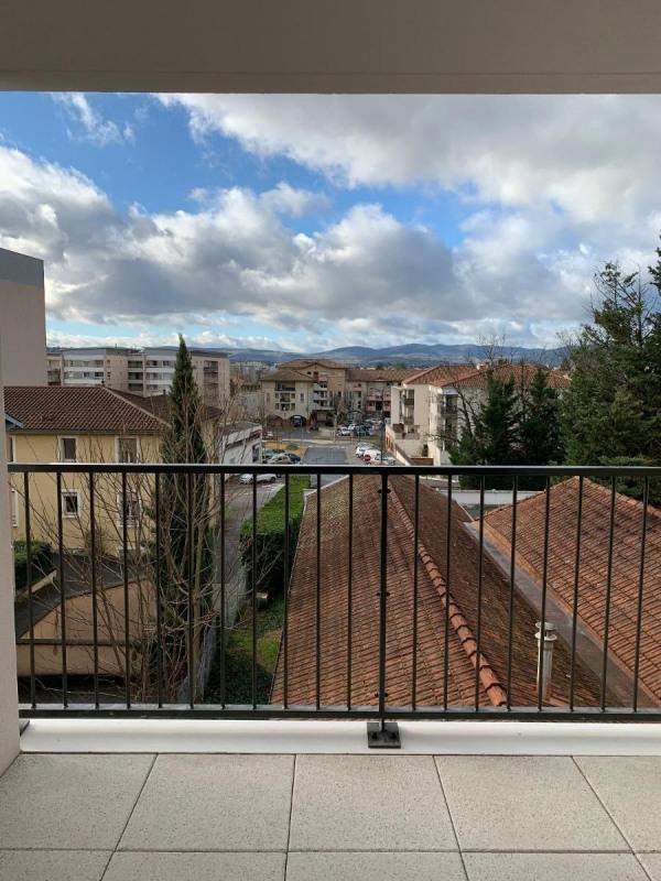 Rental apartment Jassans riottier 710€ CC - Picture 6