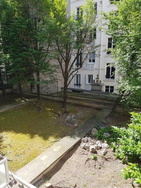 Sale apartment Paris 14ème 252000€ - Picture 2