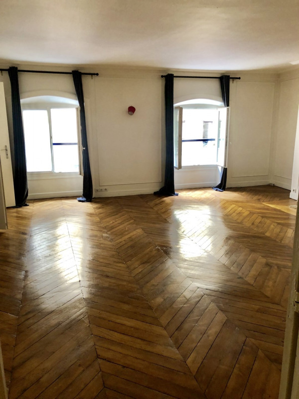 Rental apartment Paris 1er 3 400€ CC - Picture 1