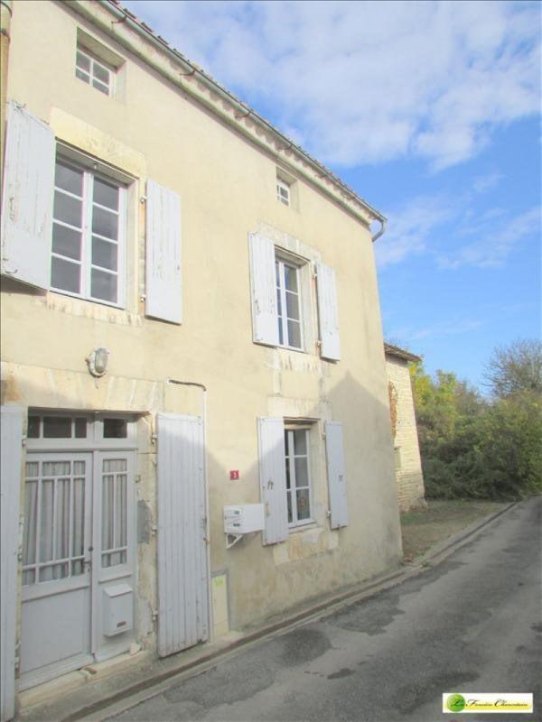 Sale house / villa Amberac 76000€ - Picture 1