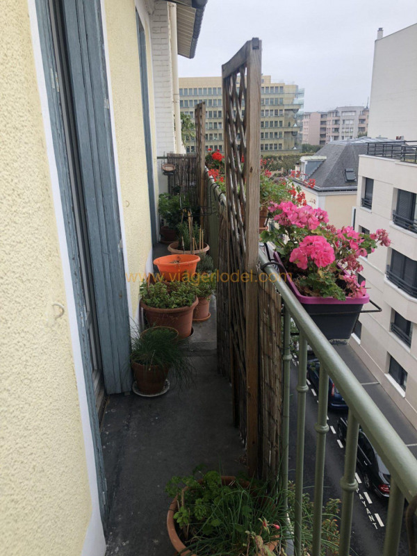 Viager appartement Vincennes 137500€ - Photo 8