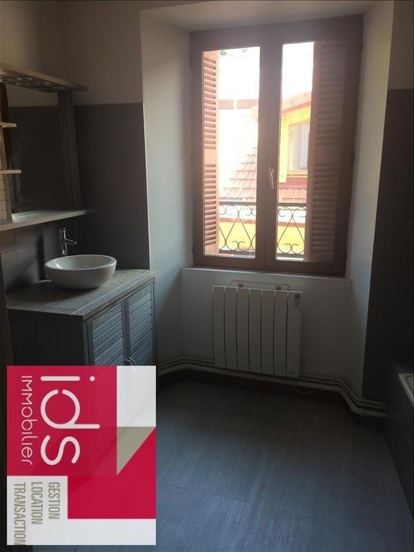 Locação apartamento Allevard 581€ CC - Fotografia 6