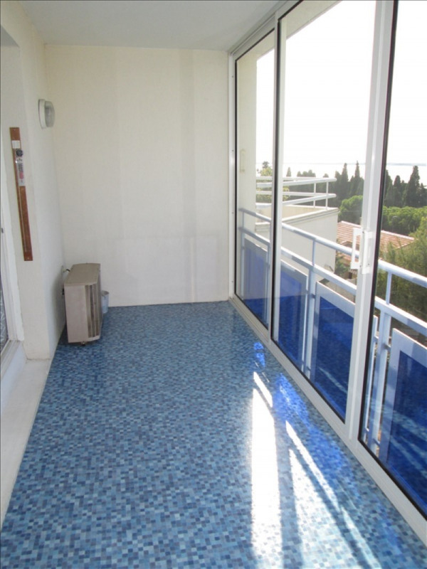 Rental apartment Sete 631€ CC - Picture 1