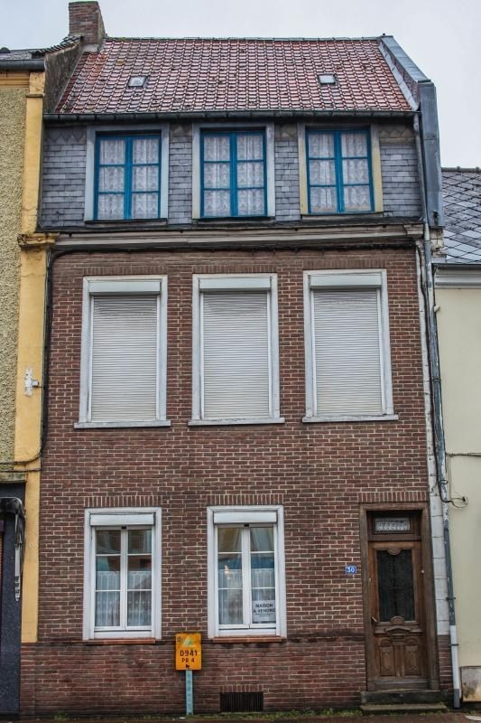 Sale house / villa Auxi le chateau 137000€ - Picture 10