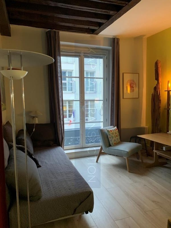 Sale apartment Paris 6ème 330000€ - Picture 2