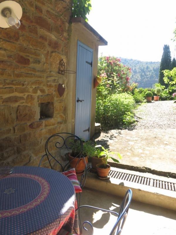 Vente de prestige maison / villa Les vans 552000€ - Photo 9