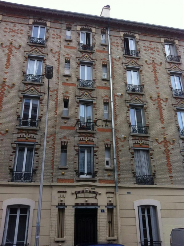 Location appartement Courbevoie 860€ CC - Photo 1