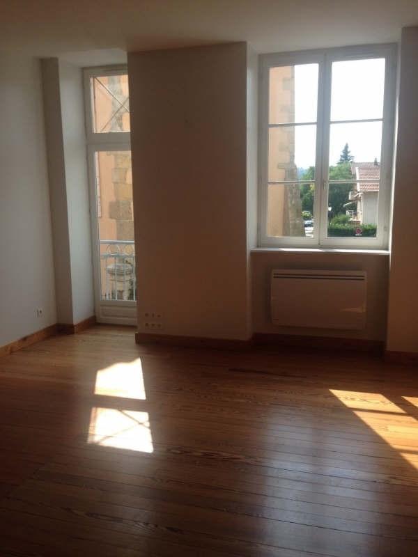 Rental apartment Condrieu 510€ CC - Picture 2